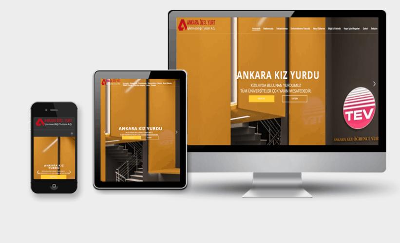Ankara Kız Yurdu A.Ş.